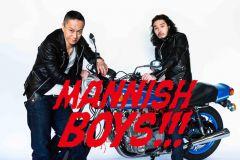 MANNISH BOYS 北海道公演決定
